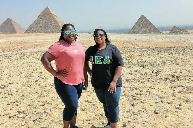 Giza Pyramids , Sphinx with 60 Minute Quad Bike ATV