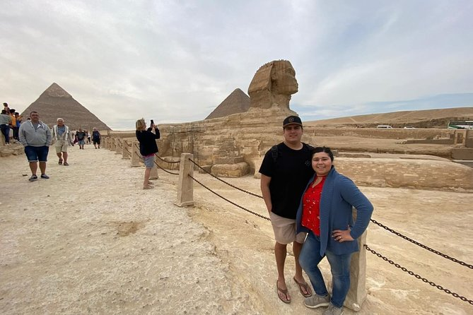 Last minute Giza pyramids ,Cairo museum tour and sphinx from Cairo/Giza hotel