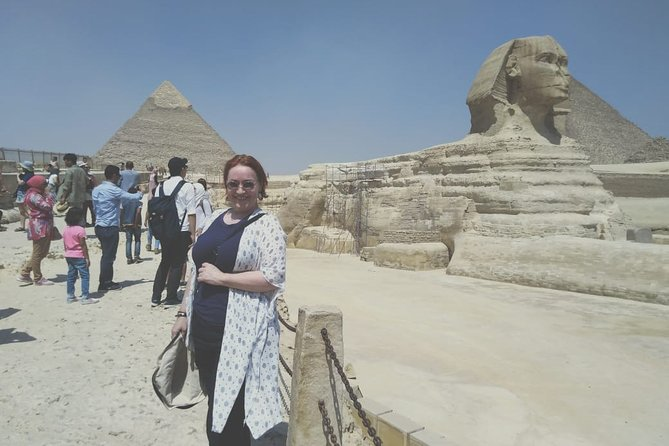 Stopover Cairo Tour: Giza Pyramids, Egyptian Museum , Lunch , Camel Ride
