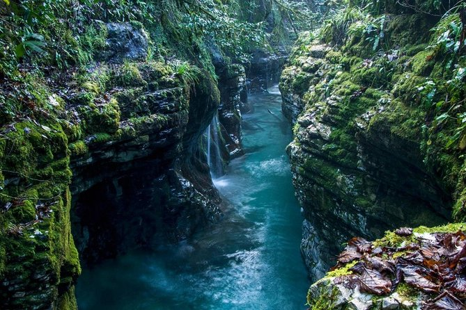Private Tour to Martvili Canyon, Prometheus Cave and Kutaisi from Tbilisi
