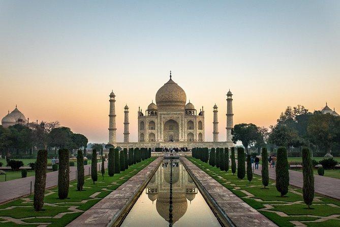 Private Tajmahal Sunrise Tour Day Tour From Delhi