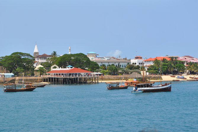 Stone town + Prison Island Greatest Destination