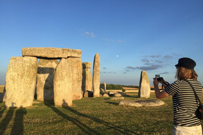 Private Tour to Bath and Stonehenge