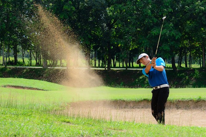3 Days Colombo Short Stay Golf Package