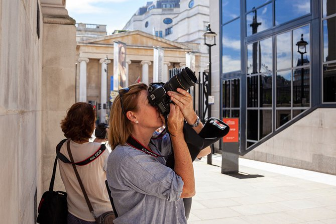 Private London Photography Lesson