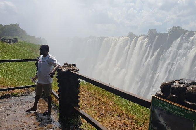 Guided Tour of The Victoria Falls on Zimbabwe Side photo 12