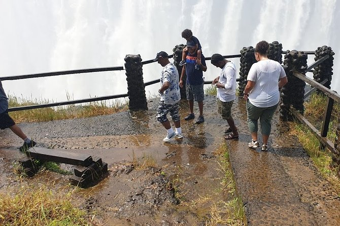 Guided Tour of The Victoria Falls on Zimbabwe Side photo 16