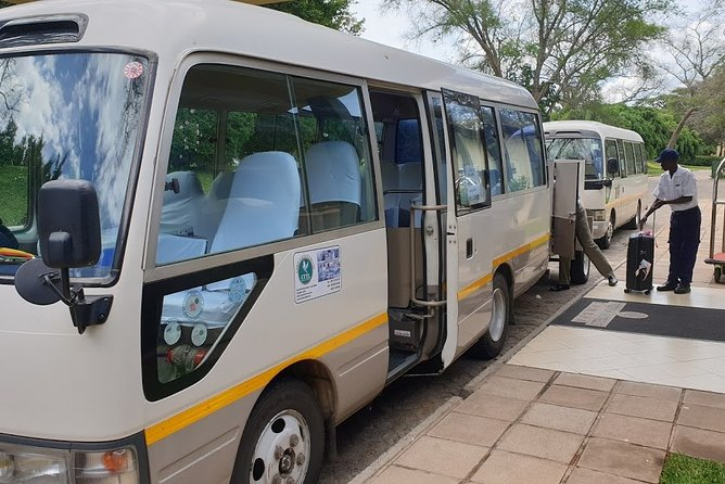 Livingstone Airport Transfers and Shuttles