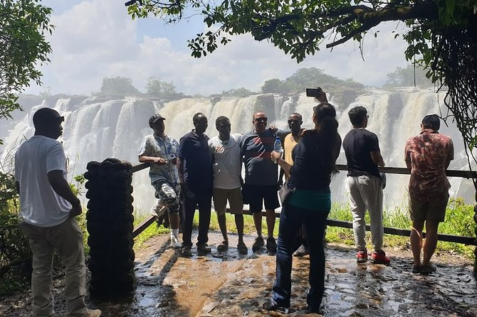 Guided Tour of The Victoria Falls on Zimbabwe Side photo 1