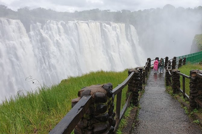 Guided Tour of The Victoria Falls on Zimbabwe Side photo 8