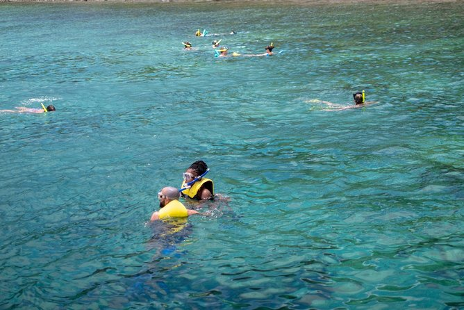 Nevis Beach Break & Snorkel