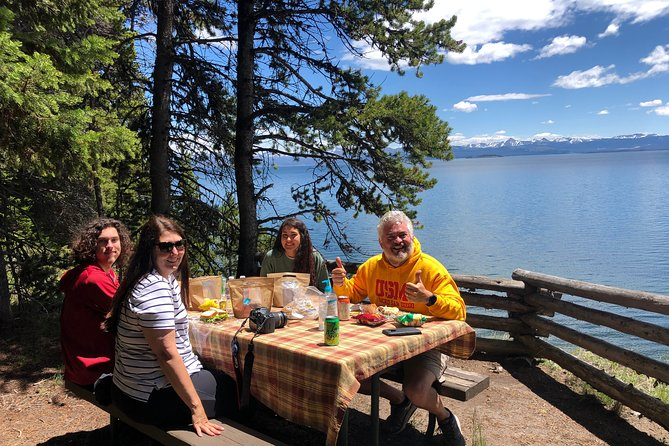PRIVATE TOUR: The Best of Yellowstone National Park. Picnic lunch included! photo 9