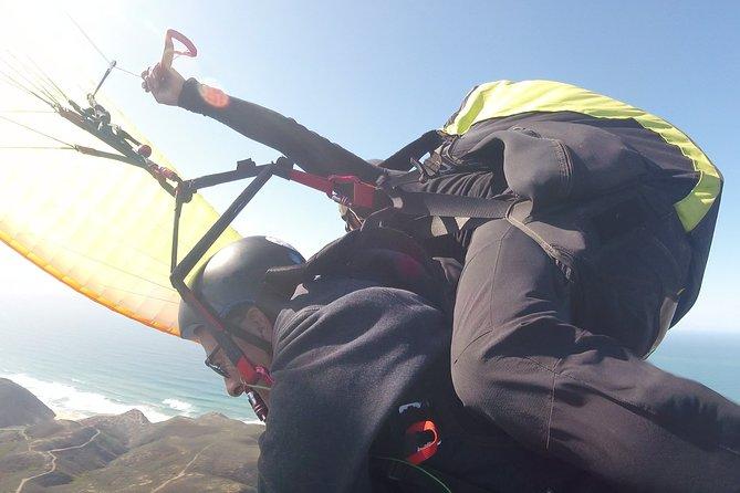 Paragliding Adrenaline Experience