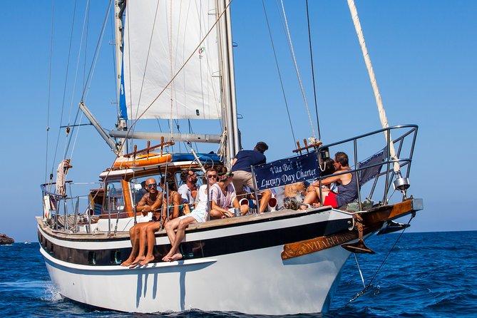Small-Group Half-Day Sailing Trip in Mallorca