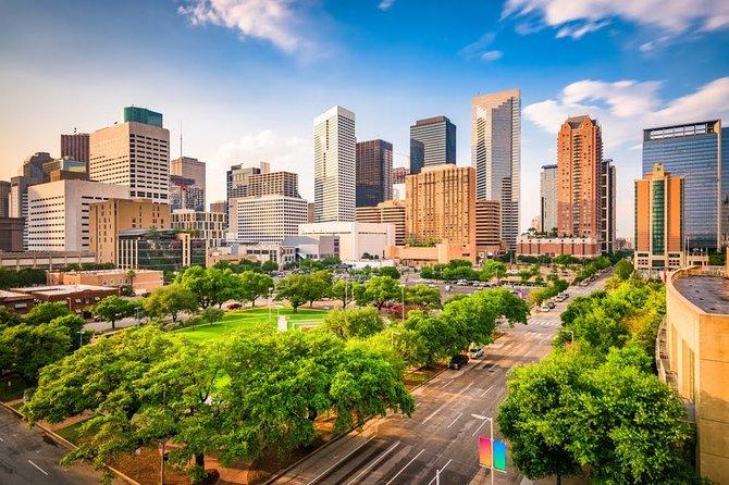 The best of Houston walking tour