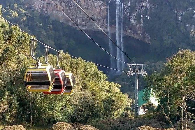 Excursão Guiada Particular em Gramado e Canela