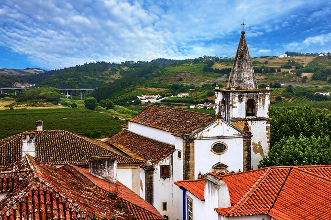 The best of Obidos walking tour
