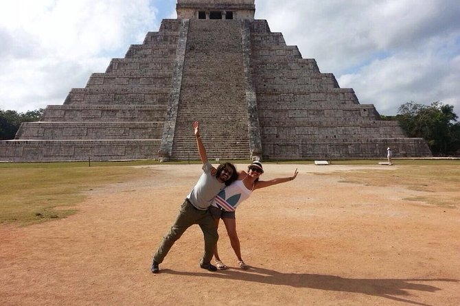 Deluxe tour to Chichén Itzá in a full day from Cancun for the best price