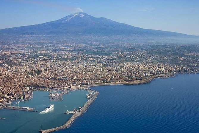 Private Day Tour in Catania and Trekking on Etna