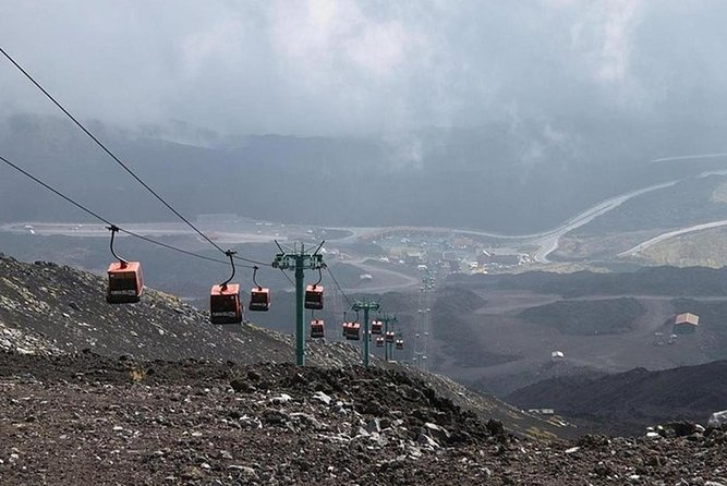 Private Day Tour to the Summit Craters of Etna