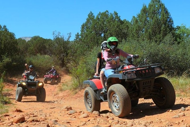 Guided ATV Tour of Western Sedona