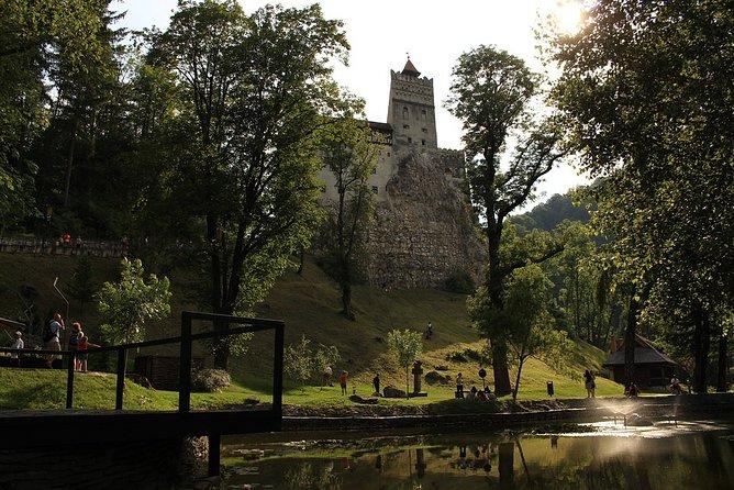 Romantic tour in Bran