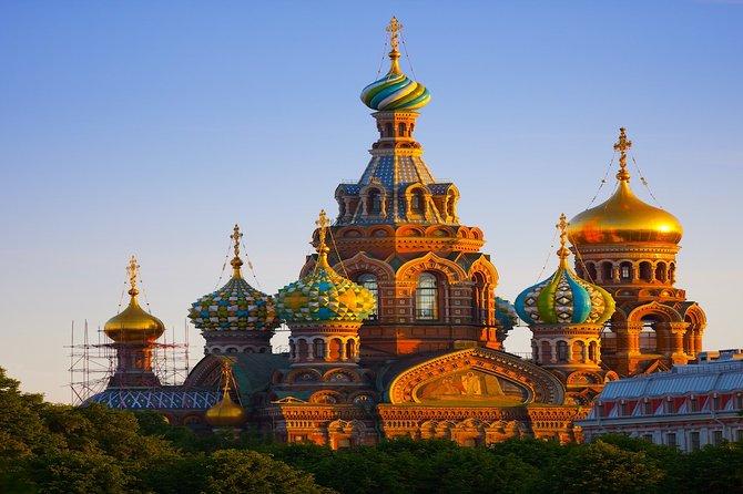 St. Petersburg: Walking tour & Lunch & Hermitage