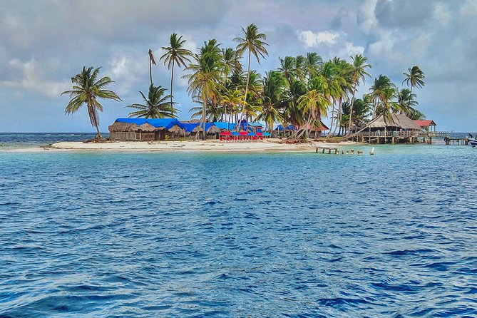 4D/3N in Private Cabin on San Blas Paradise island PLUS Day Tour