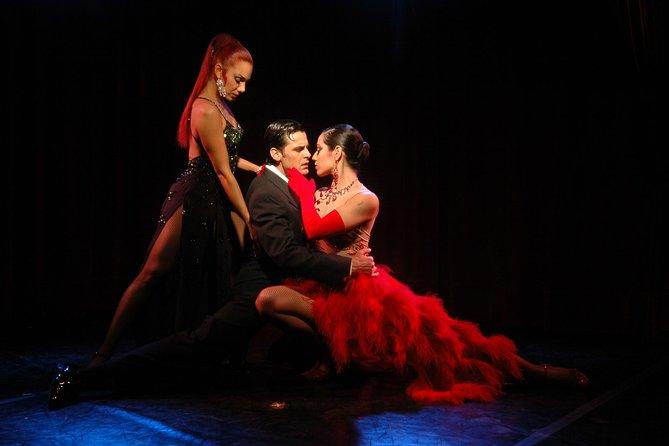 Rojo Tango Show at Faena Hotel Buenos Aires