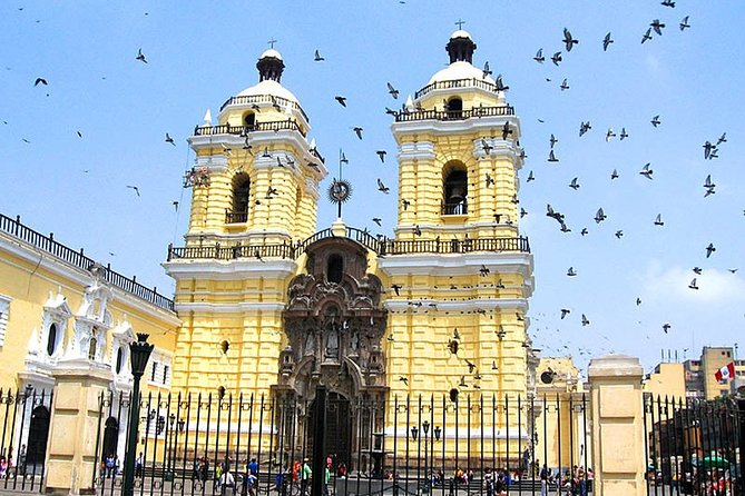 Lima shore excursion - City Walking Tour from Callao Port y/o Airport