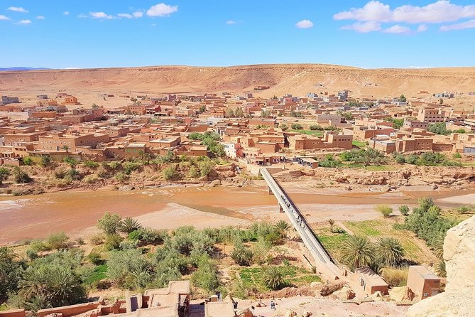 Private Tour to Ait Benhaddou and Ouarzazate from Marrakech