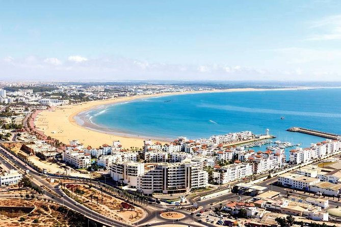 Private Day Trip from Marrakech to Agadir at Atlantic Coast