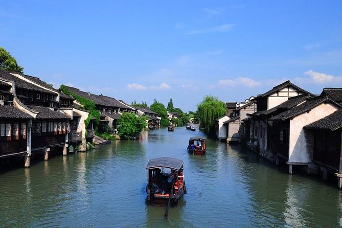 Wuzhen and Xitang Self-Guided Tour from Suzhou with Drop-off Options