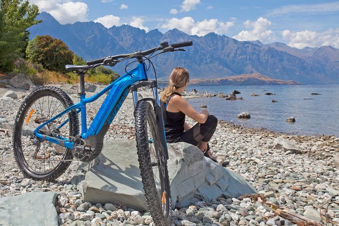 Electric Bike Rental in Queenstown