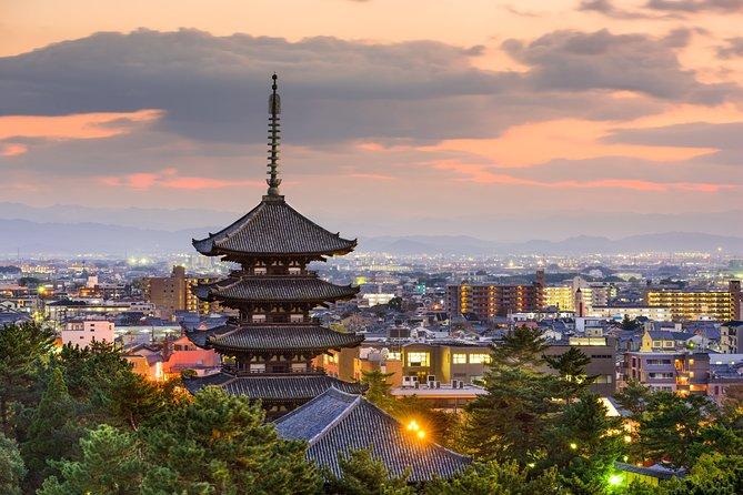 The best of Nara walking tour