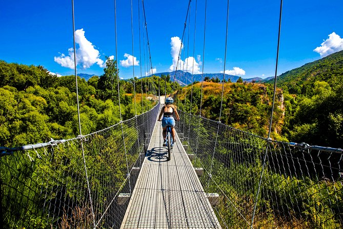 Self Guided Bike Experience - Arrowtown to Gibbston/shuttle & ride from Gibbston