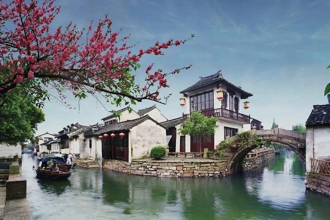 Private Round-Trip Transfer between Zhouzhuang Water Town and Suzhou City