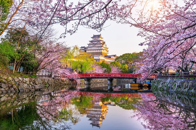 The Best of Himeji Walking Tour
