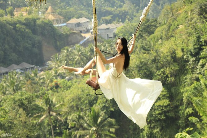 The Best Jungle Swing and Ubud Tour free wifi