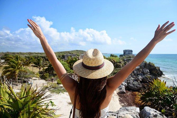 Tulum, Coba, Cenote & Playa del Carmen (4x1 Tour)