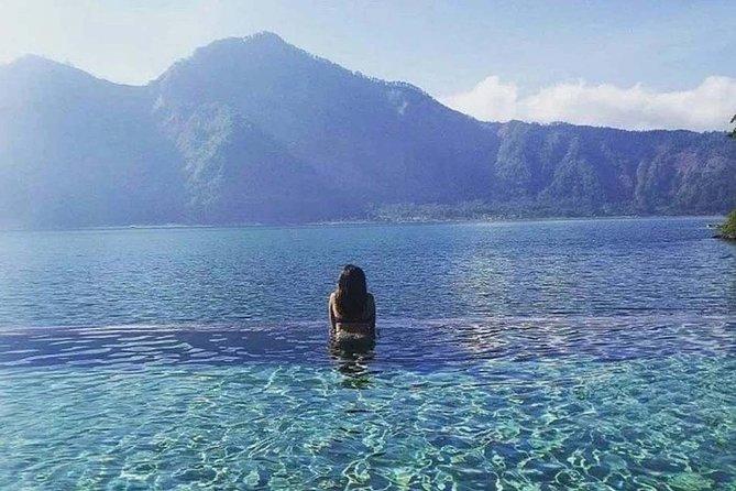 Amazing Private Tour: Mount Batur Volcano Sunrise Trek with Natural Hot Spring