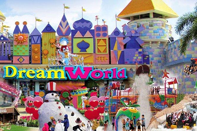 Dream World Day Tour + Lunch