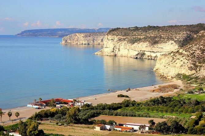 Tour KURION - LIMASSOL - LEFKARA from Paphos