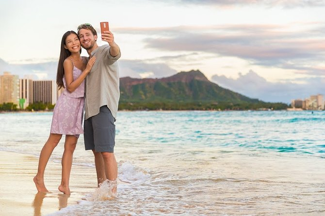 """Guided tour """"Love Stories of Honolulu"""""""