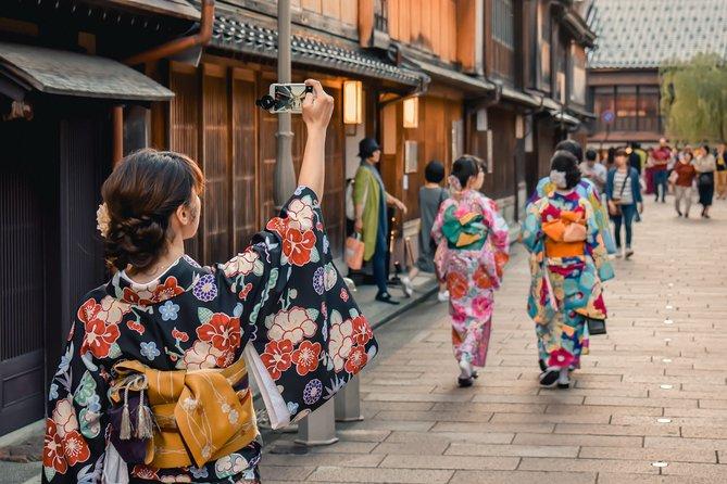 The best of Kanazawa walking tour