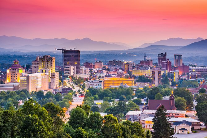 The Best of Asheville Guided Walking Tour