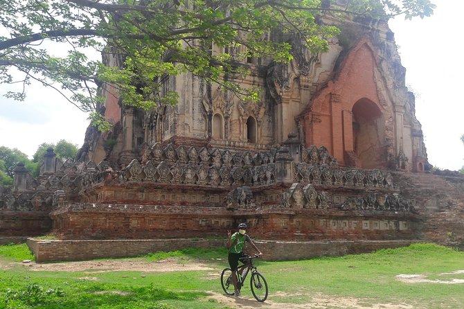 Ancient Inwa and Amarapura hidden neighborhoods by bike – half day join in tour