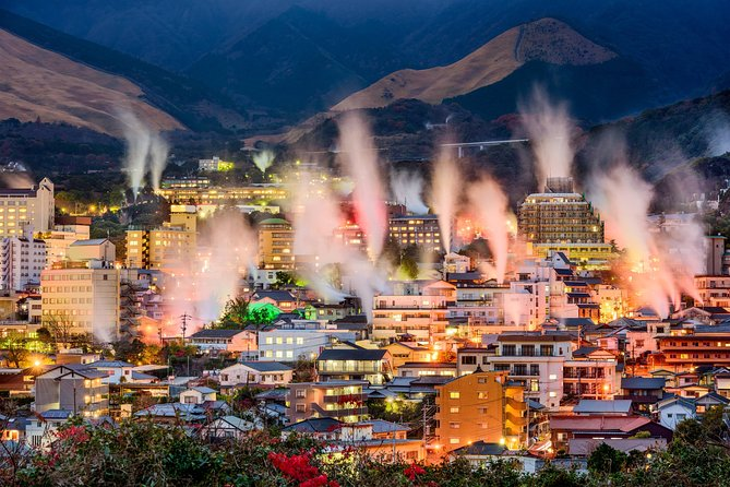 The best of Beppu walking tour