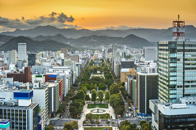 The Best of Sapporo Walking Tour