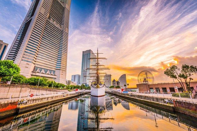 The Best Of Yokohama Walking Tour